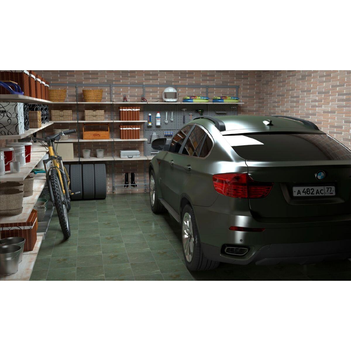 Стеллаж в гараж - от компании ПАРУС  №005