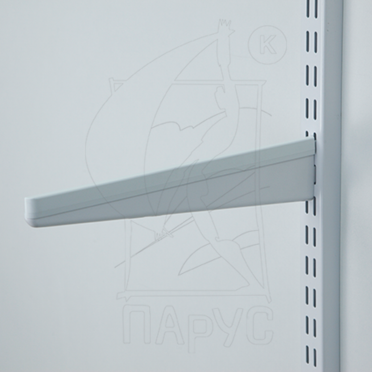 Декоративная заглушка кронштейна 320 пр. Цвет:Белый