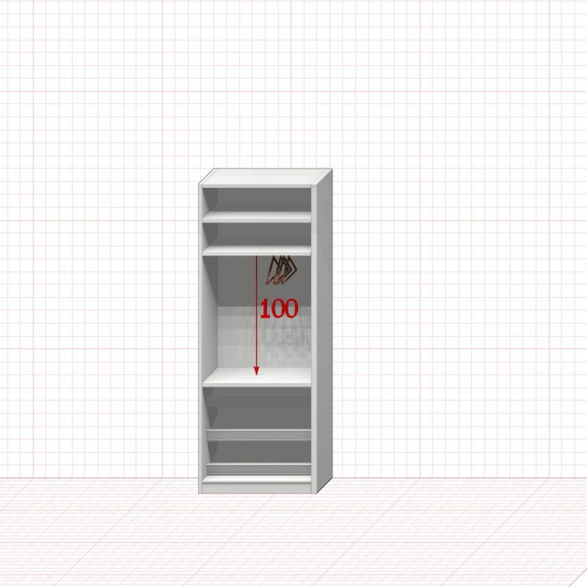 Шкаф гардеробный №28