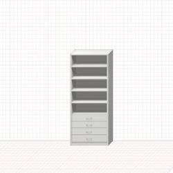 Шкаф гардеробный №3