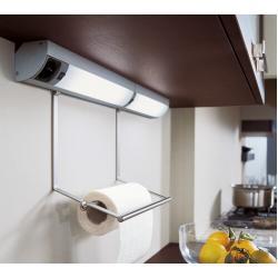 Светильник Corner люминисцентный для модуля  600мм 13W 230V цвет алюминий