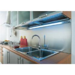 Светильник люминисцентный Millennium для модуля 900мм 13W 230V с защитой от влаги цвет алюминий