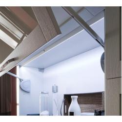 Накладной светодиодный светильник PERTH со встроенным автоматическим выключателем Perth 12V 5,4W длинна 863мм