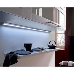 Светильник светодиодный DERBY B длинна 900mm 4000K 9,6W 12V, цвет алюминий
