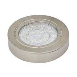 Светильник 226 светодиодный 6000К, брашированный никель