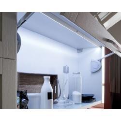 Накладной светодиодный светильник PERTH со встроенным автоматическим выключателем Perth длинна 974mm 6,0W 12VDC 27LED (PERS.8632)