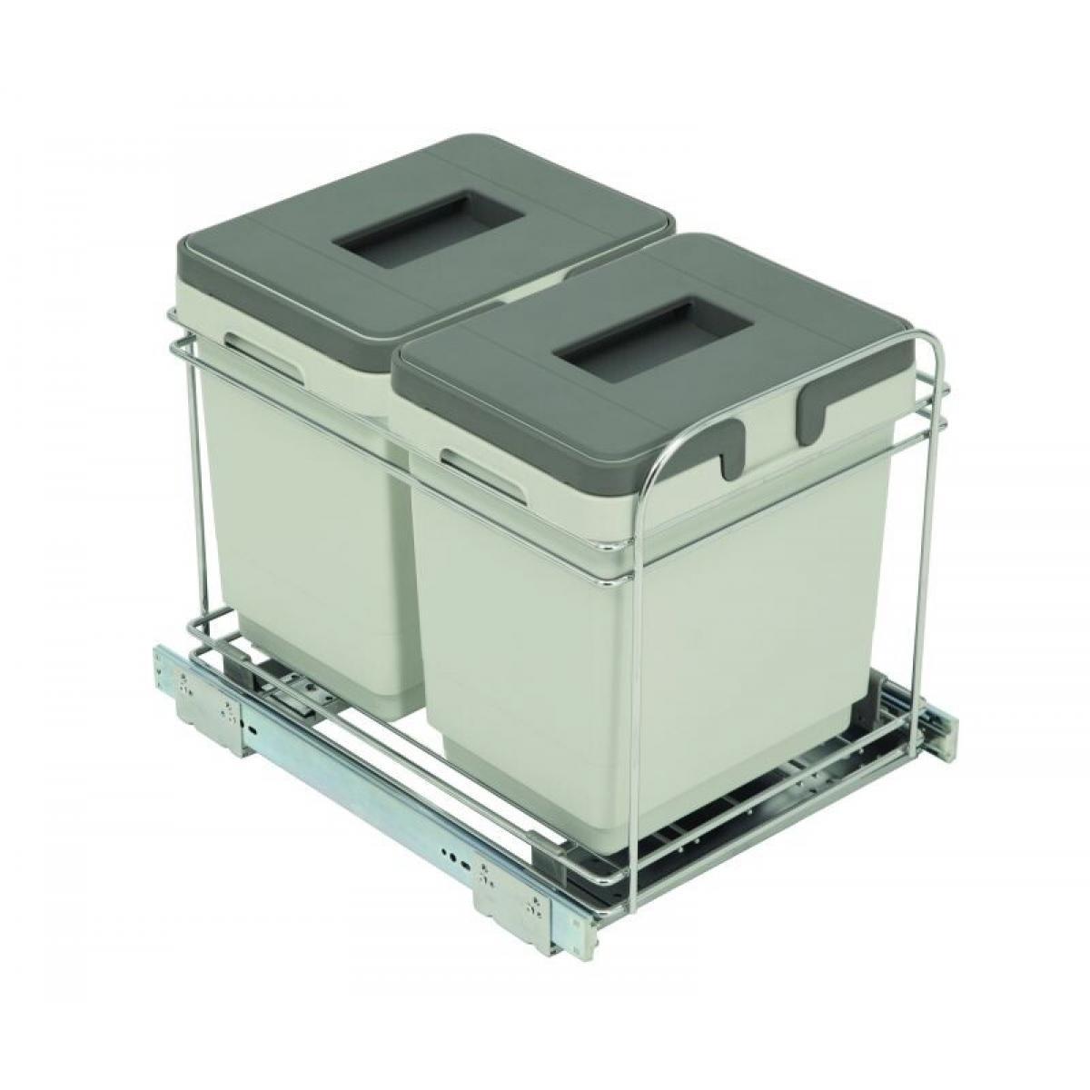 Комплект для раздельного сбора мусора для базы 400mm PETGS402MC
