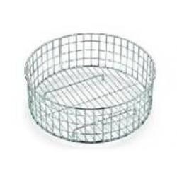 Корзина APELL CI10 круглая (нерж. сталь)