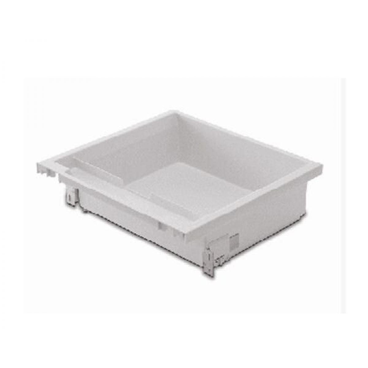 Ящик под плиту 600 цвет серый(2014)