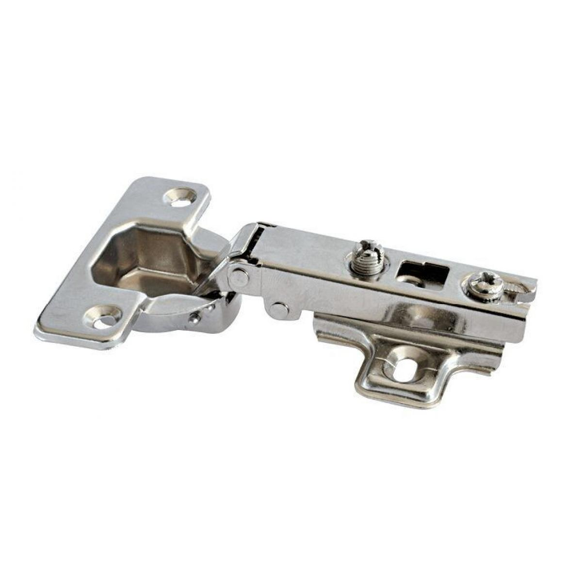 Петля 305 Slide-On D35мм для накл. дверей с м.планкой H2мм