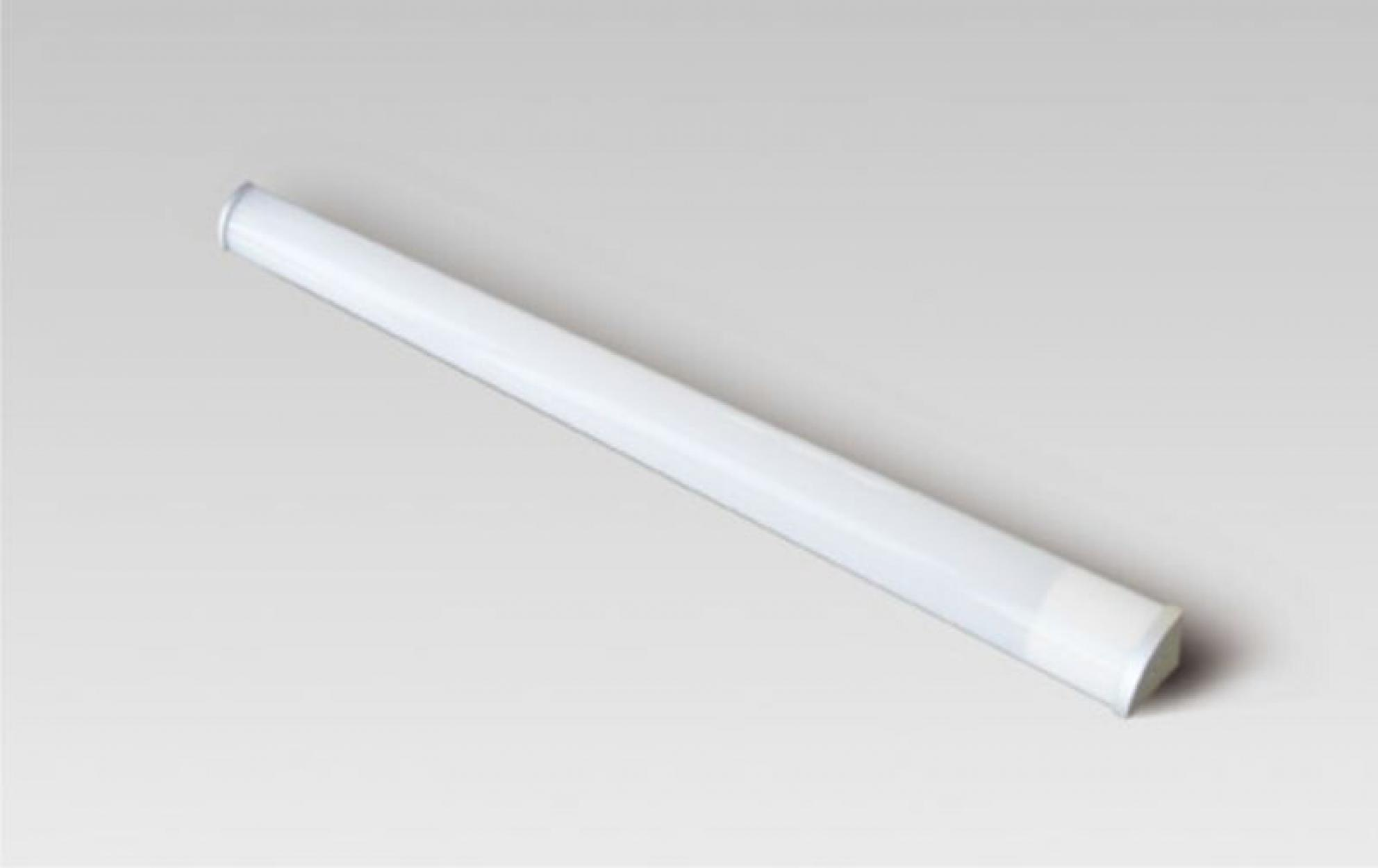 Светильник Mini Corner Touch  светодтодный сенсорный, для модуля 900mm 87LEDs 9.4W 4000K 12V, анодированный алюминий