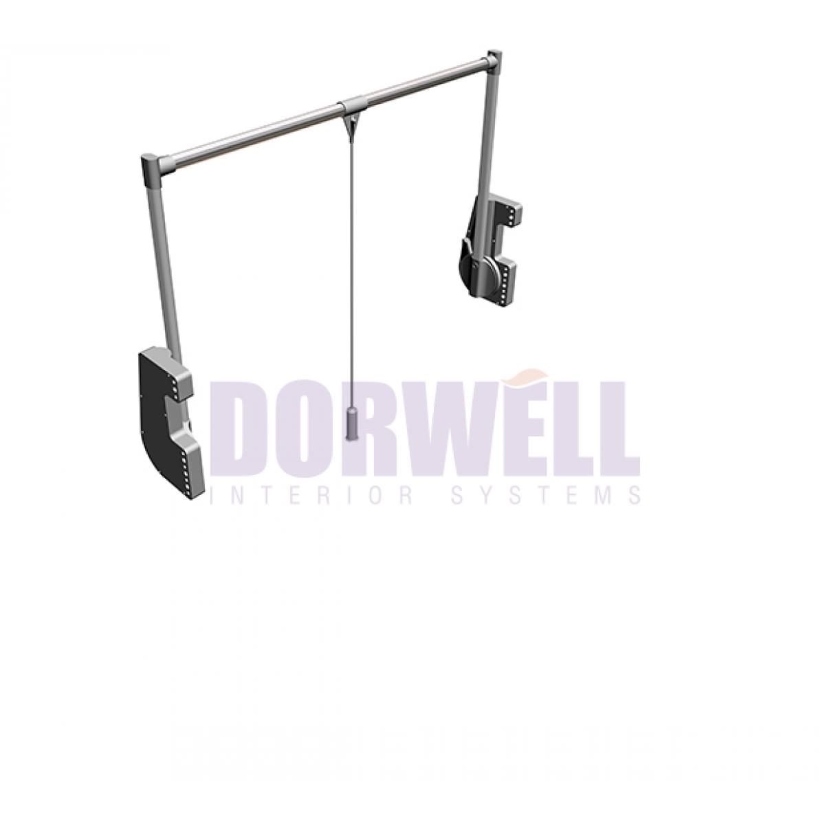пантограф мебельный Лифт для одежды (пантограф) Dorwell (аналог копия Ambos-700) Китай