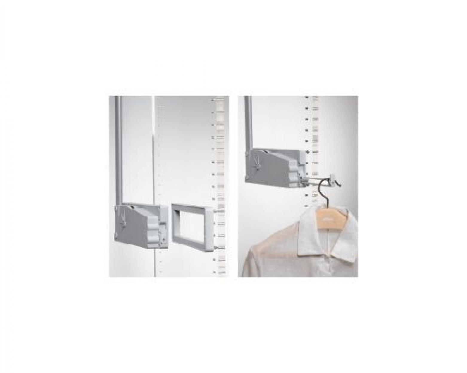 Накладка лифта 501 цвет серый
