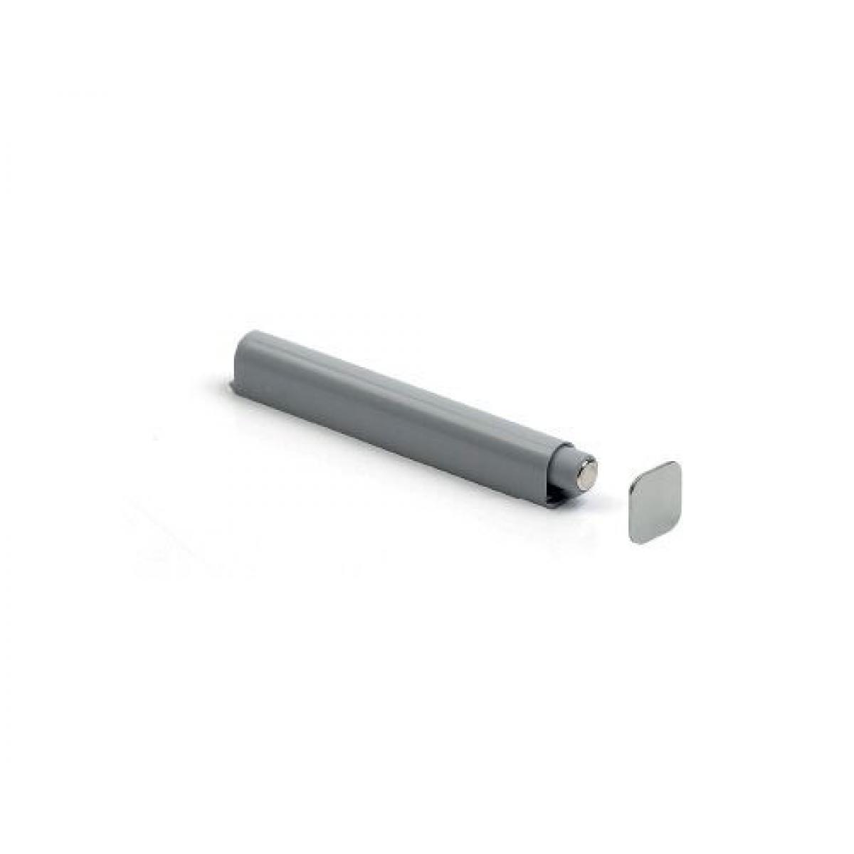 Механизм Impuls накладной 40мм цвет серый магнит на липучке