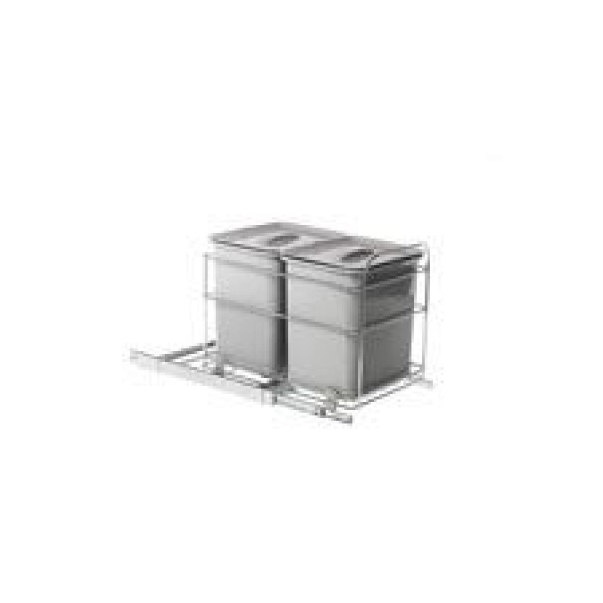 Комплект для раздельного сбора мусора для базы 400mm