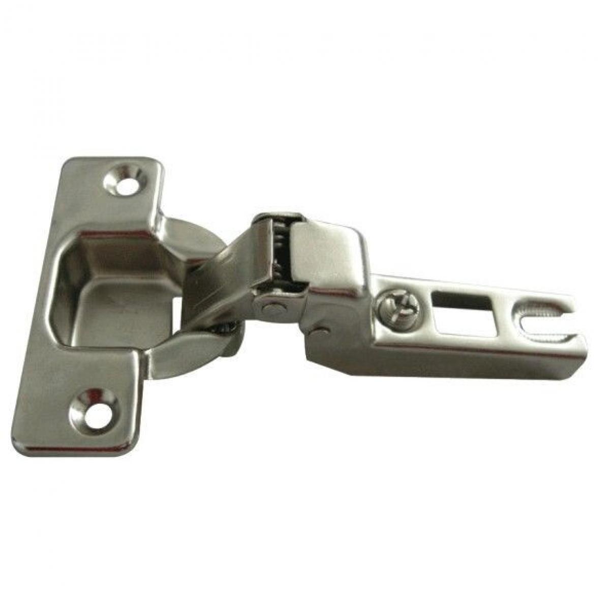 Петля 303 Slide-On D35мм для вкладных дверей