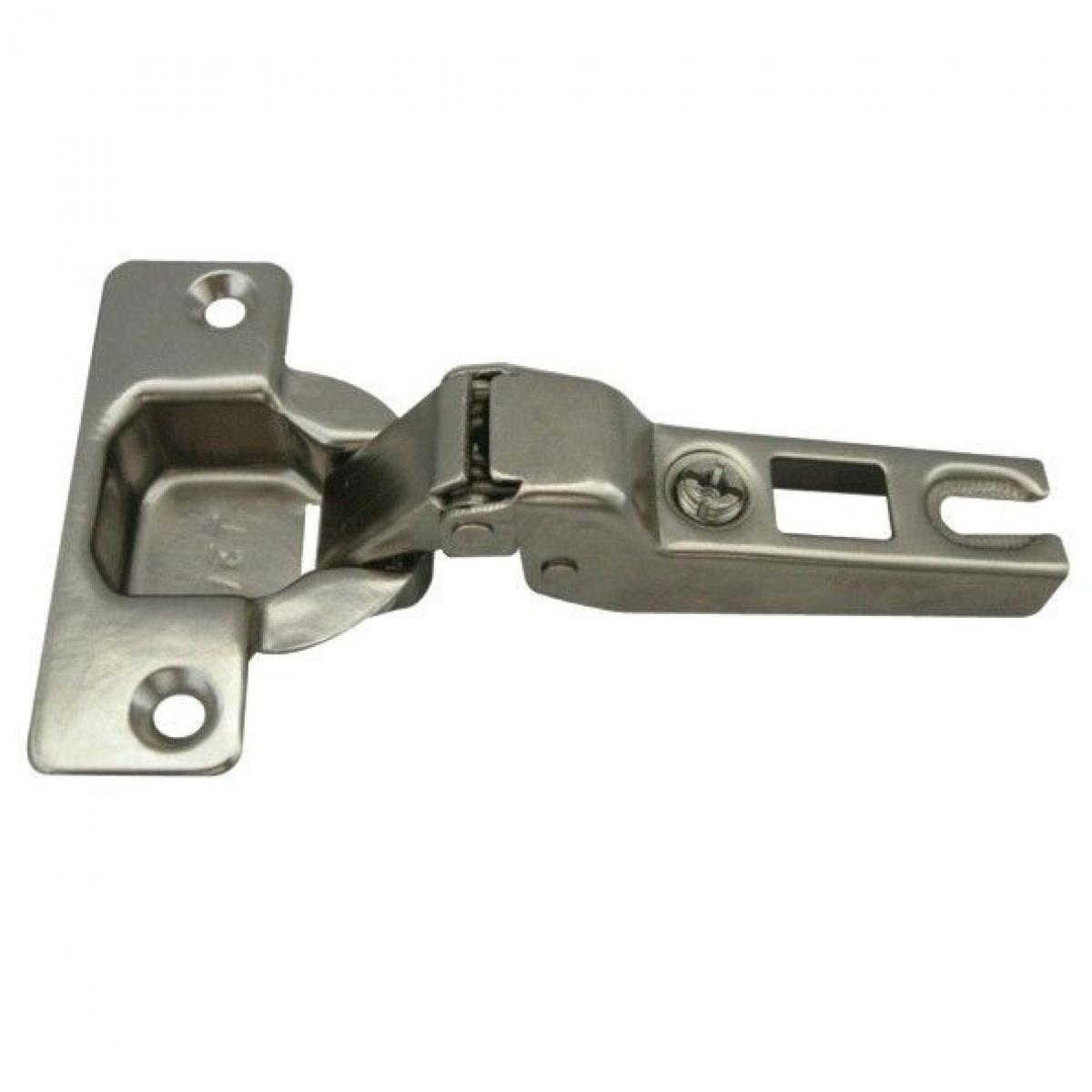 Петля 303 Slide-On D35мм для полунакладных дверей