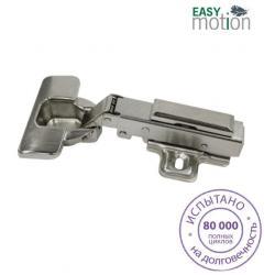 Петля 350 Clip-On D35мм с доводчиком для накладных дверей с м.планкой H0мм с винтом