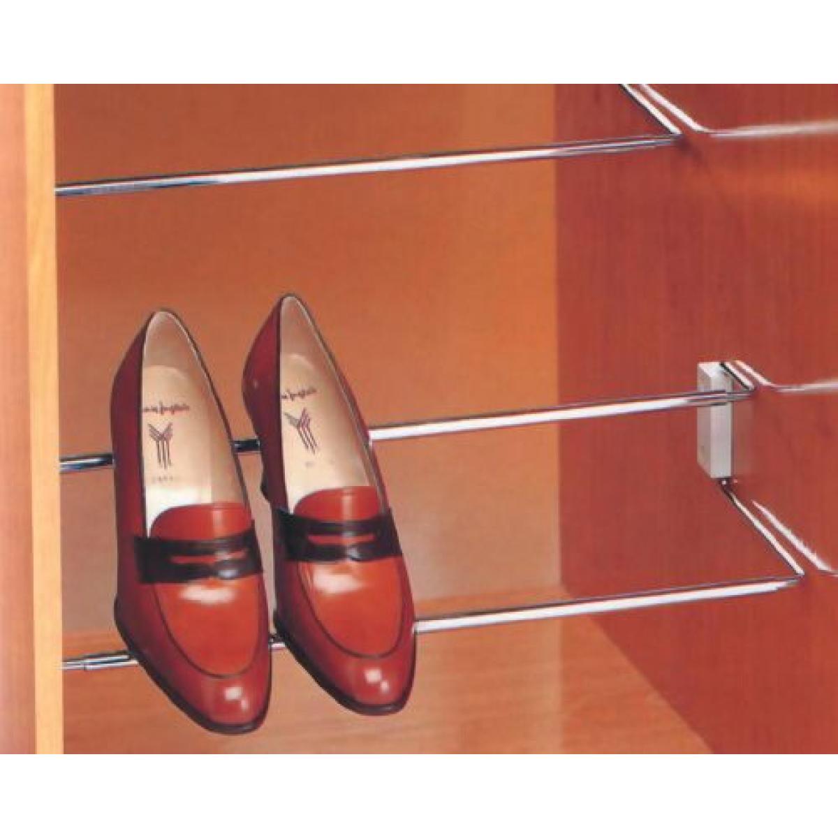 Обувница 45/62 цвет серый