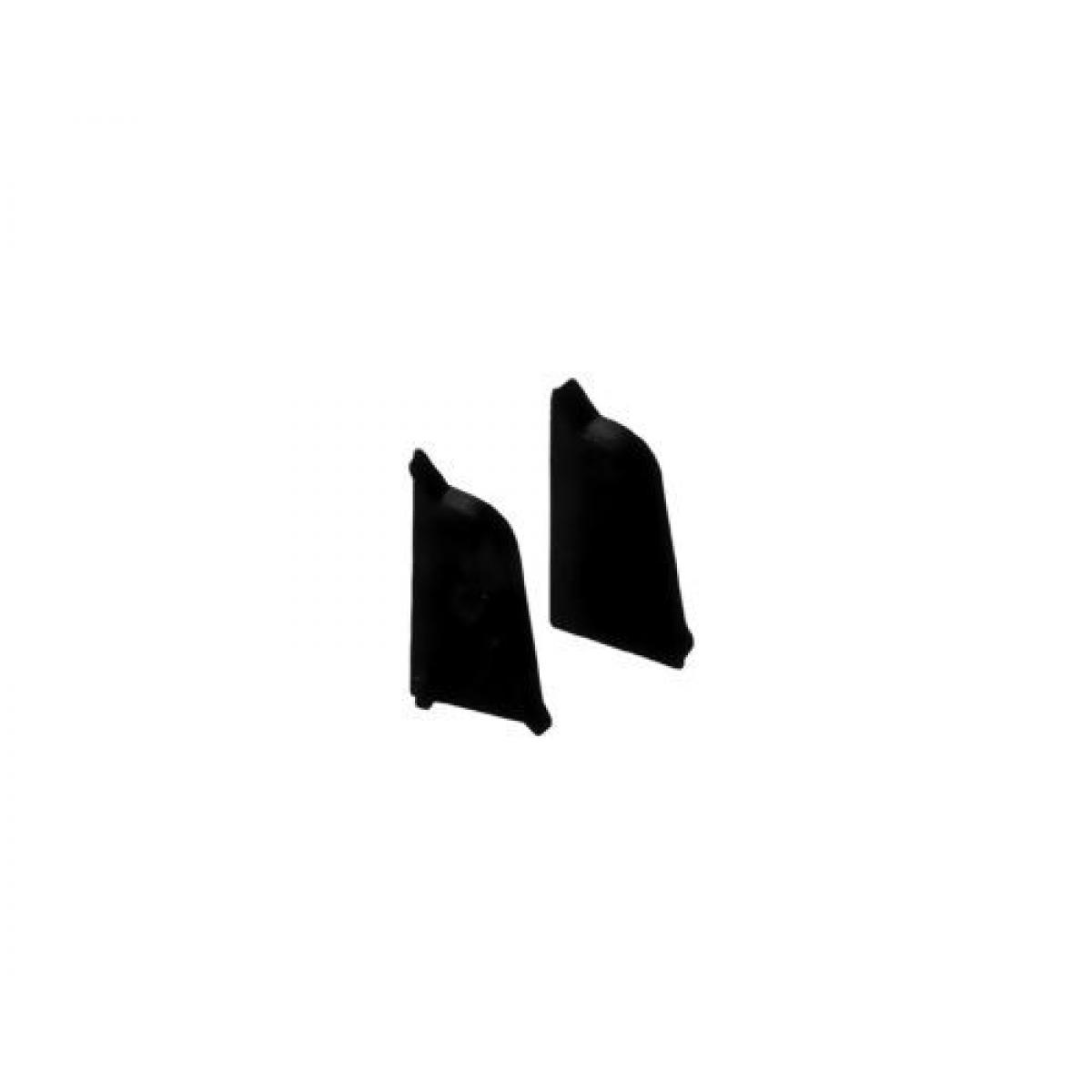 Комплект заглушек к плинтусу столешницы TA8081, цвет серый