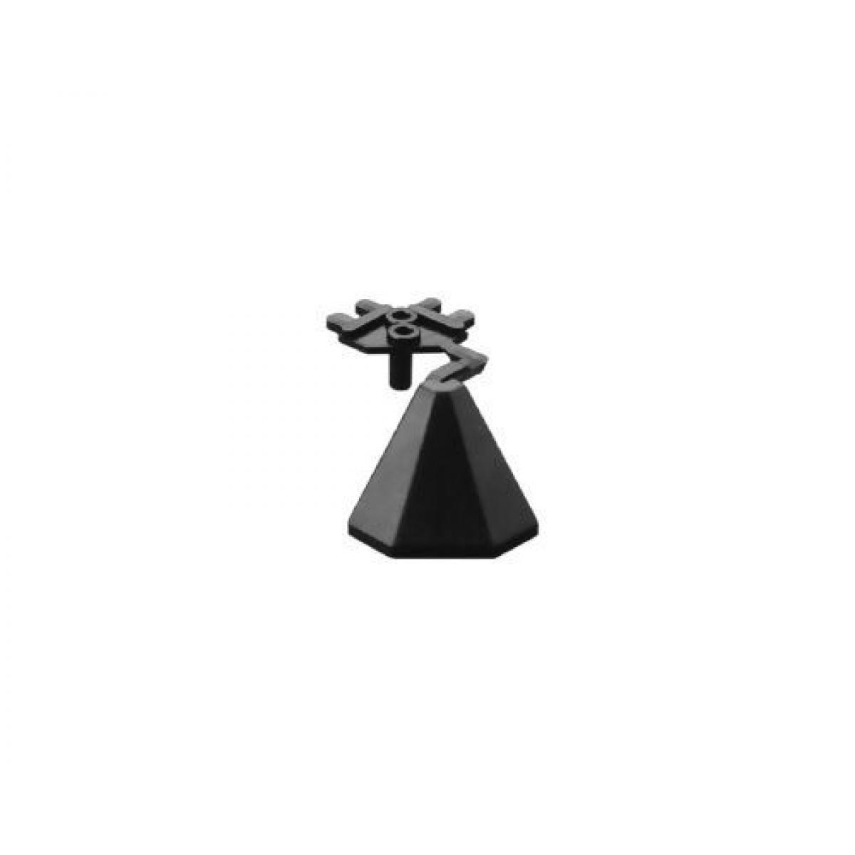 Угол внешний 90 гр к плинтусу столешницы SA14207, цвет серый