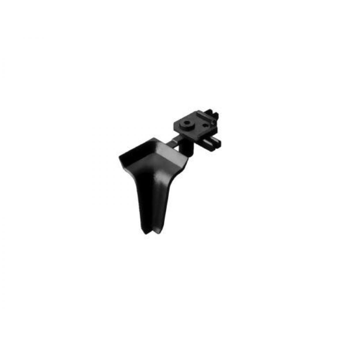 Угол внутренний 90 гр к плинтусу столешницы AA8207, цвет серый