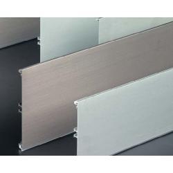 Цоколь алюминиевый R4072 50S H=100 L=4,1м