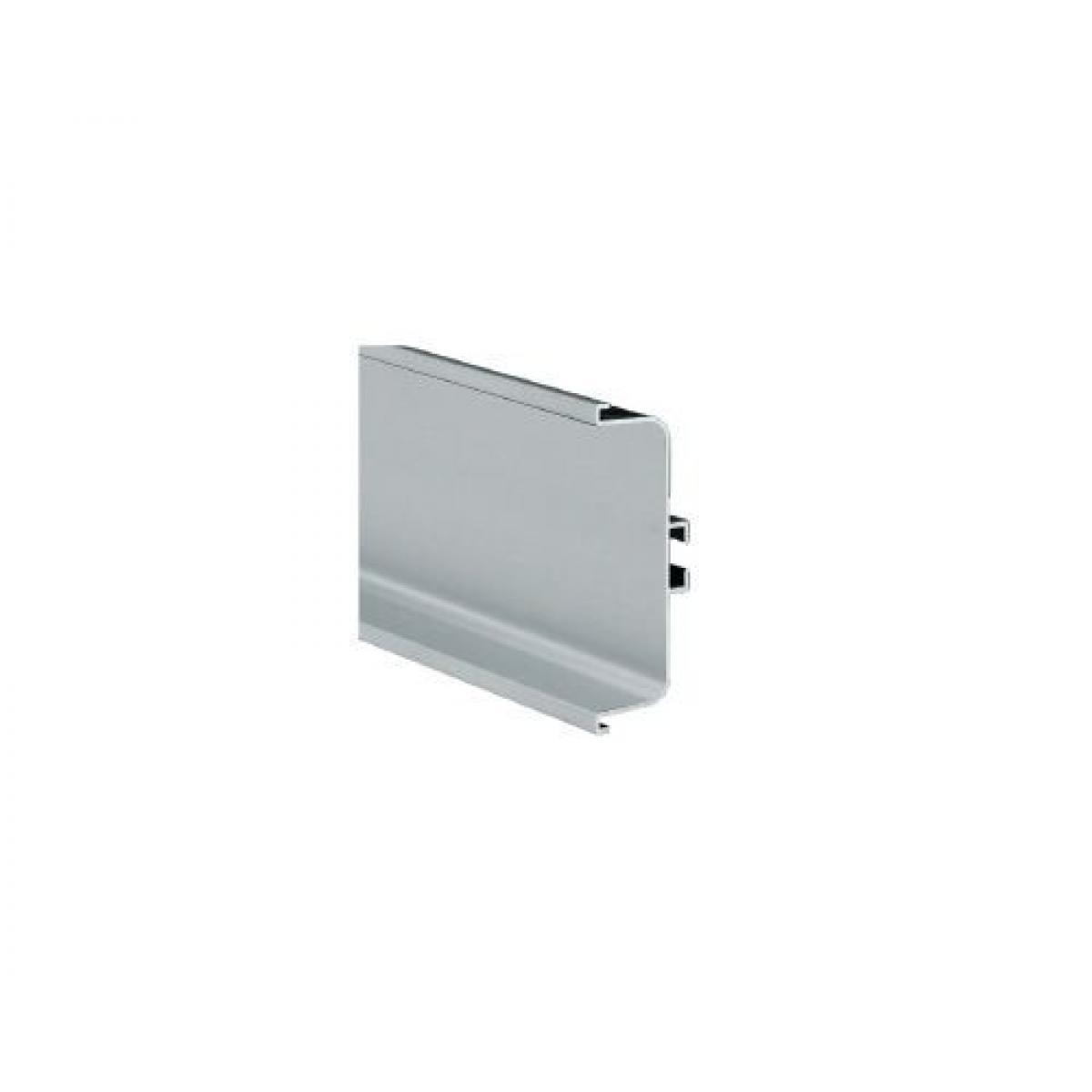 Профиль 8007 L 4,1м алюминий