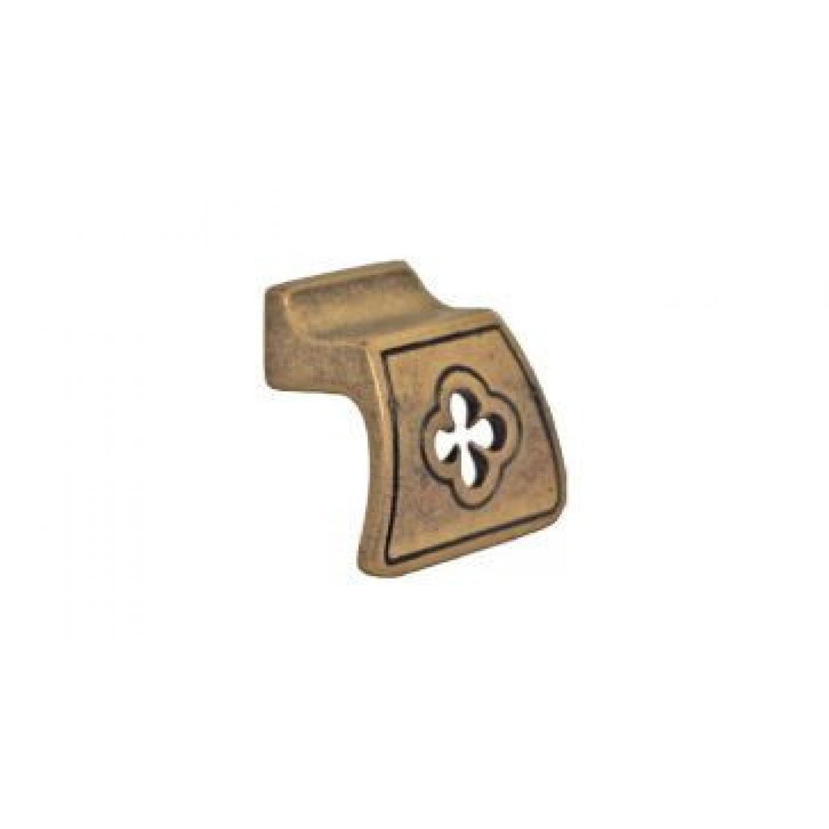 ручка 135400021, покрытие состаренное золото 21