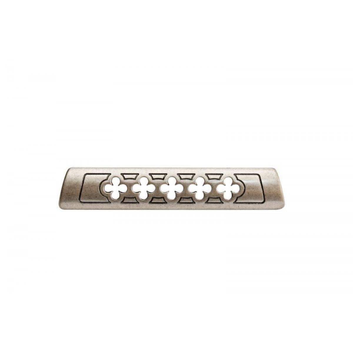 ручка 1353В0033, Межосевое расстояние для крепления ручки -96мм, покрытие состаренный металл 33