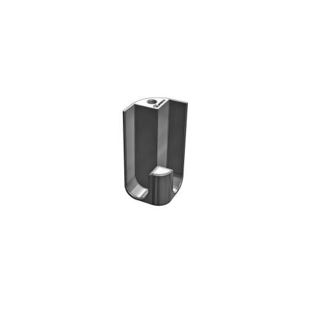 Stilos 6087 угловой держатель гардеробных штанг