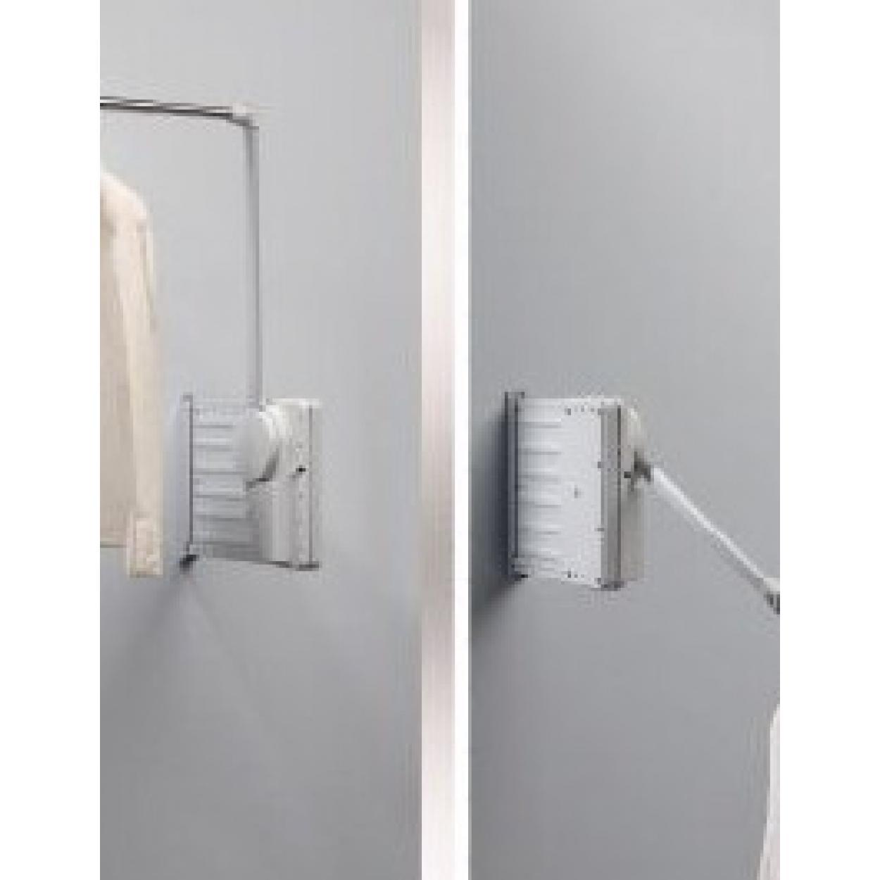 Крепление к зад. стенке лифта 153/A цвет серый