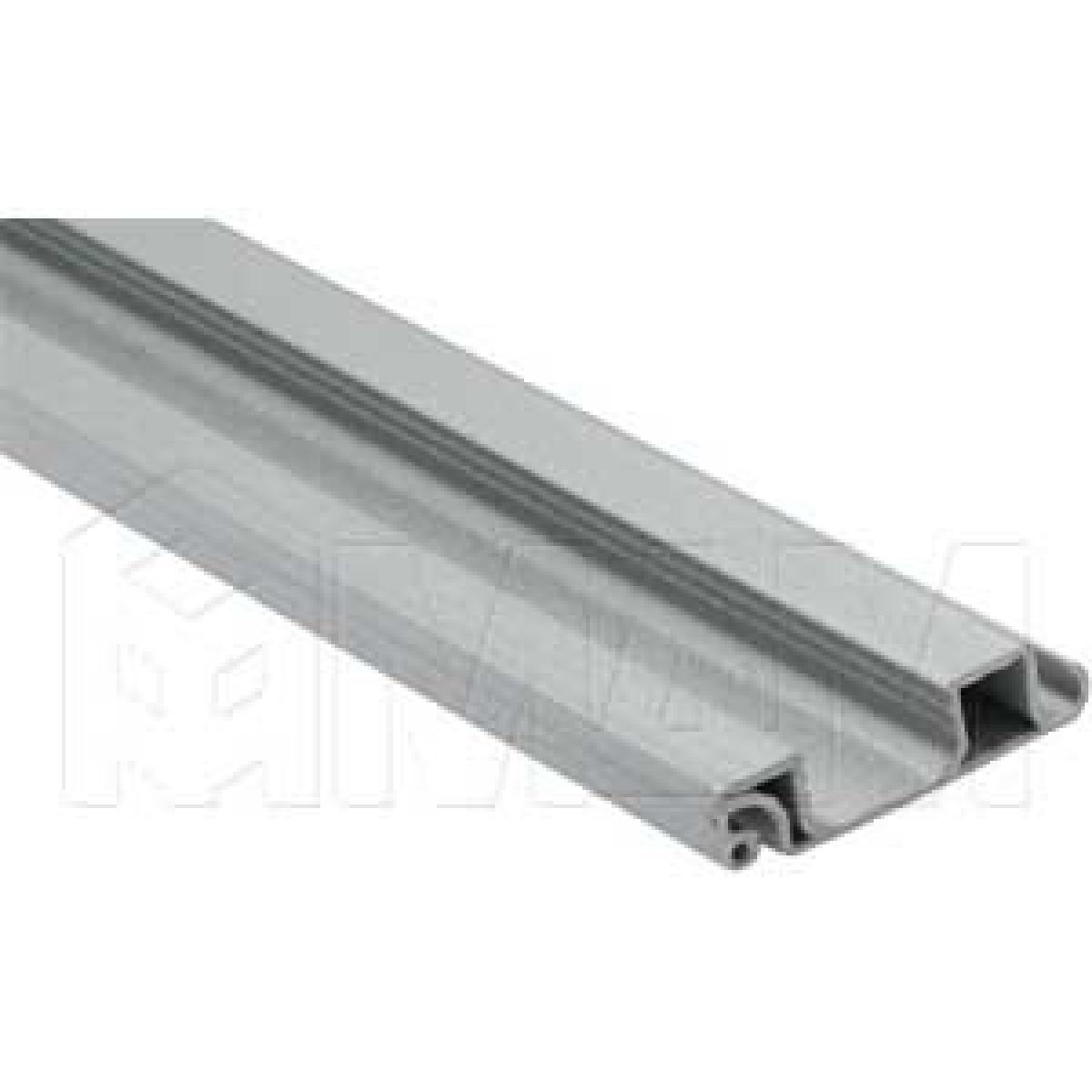 3663 ручка-прорезь, серебро, L-2600