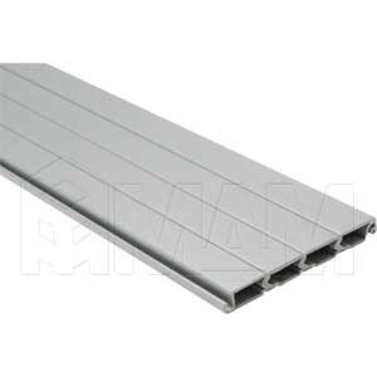 3663 жалюзи, 70 мм (4 ламели), серебро, L-2600