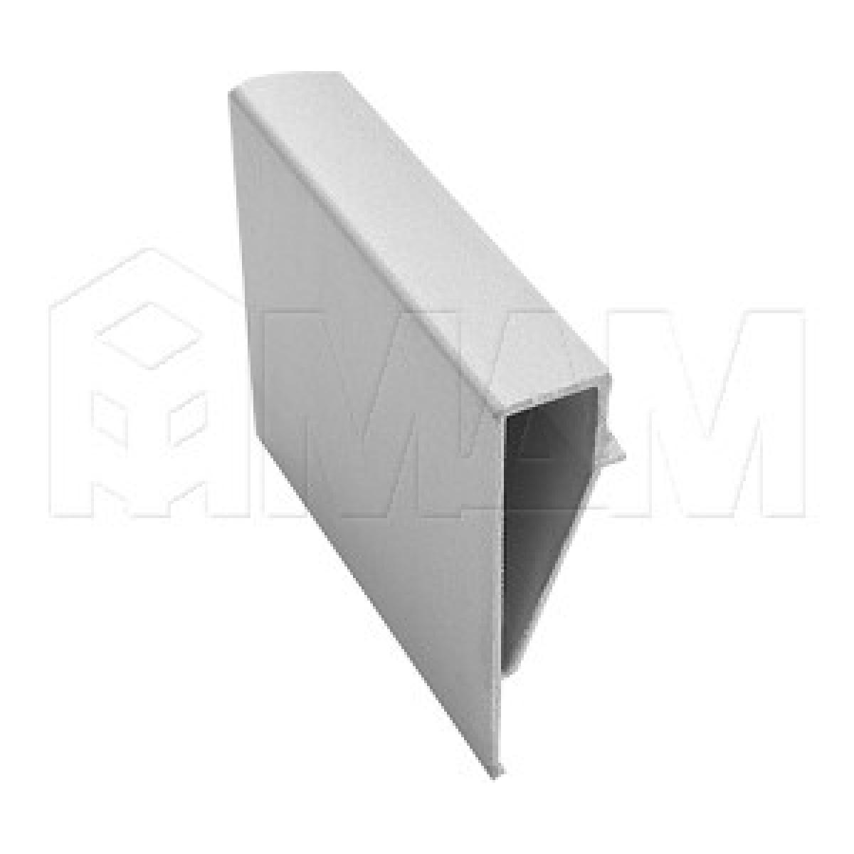 Декоративный карнизный профиль для коллектора, металлик, L-2600