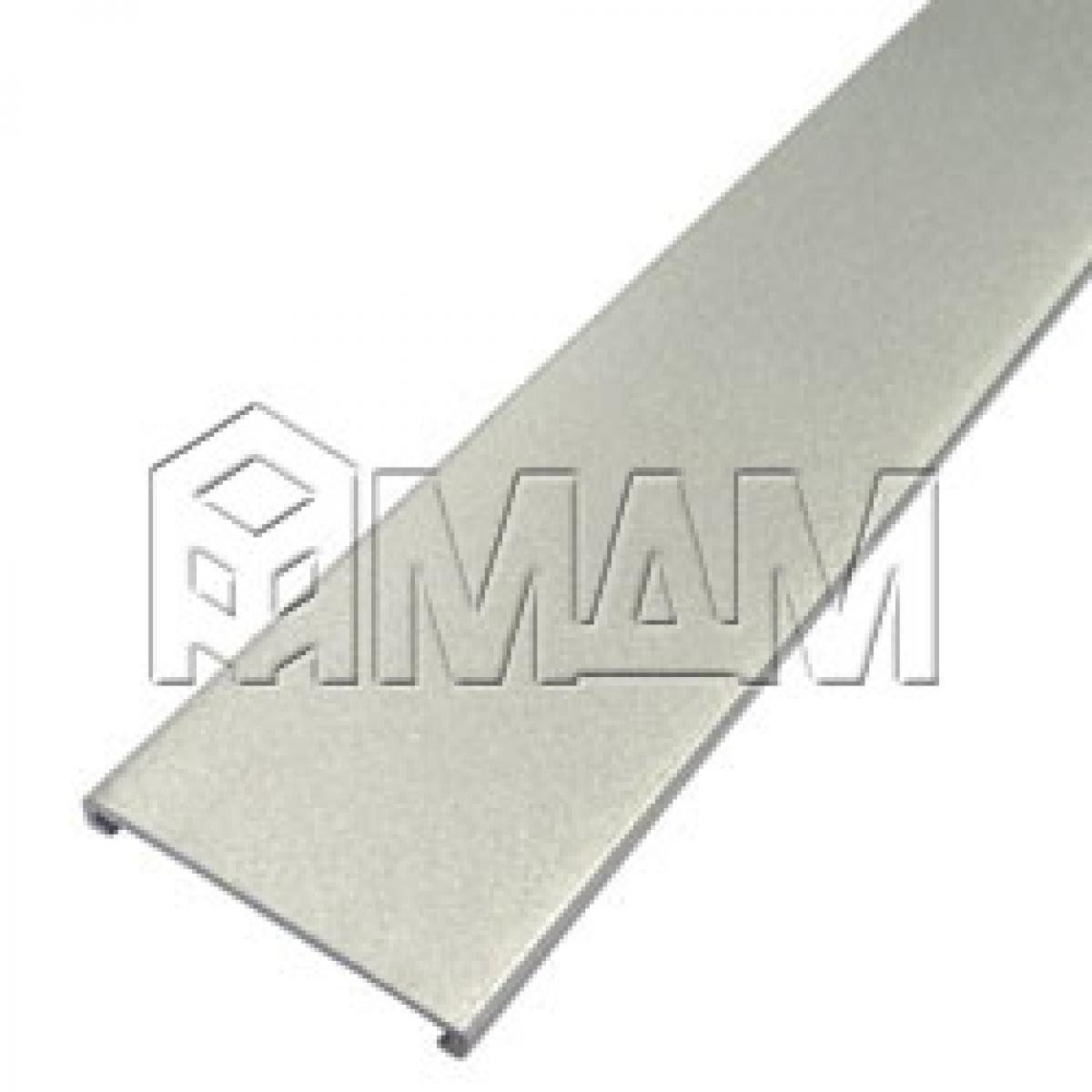 Декоративный профиль для 3708 и 2061, металлик, L-2600