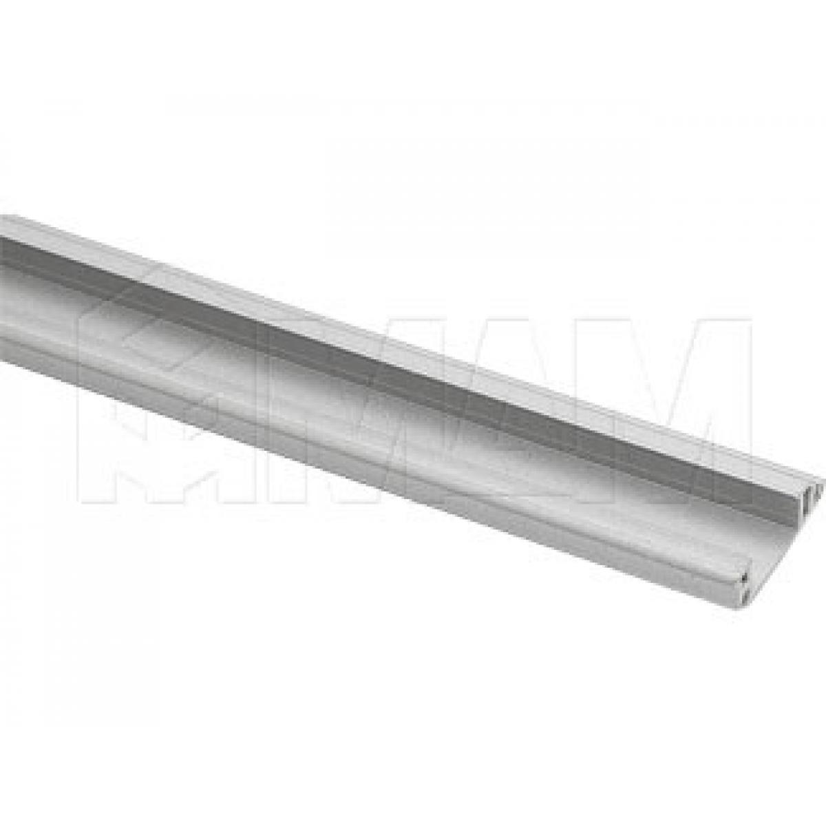 А357 Ручка-прорезь, металлик, L-2600