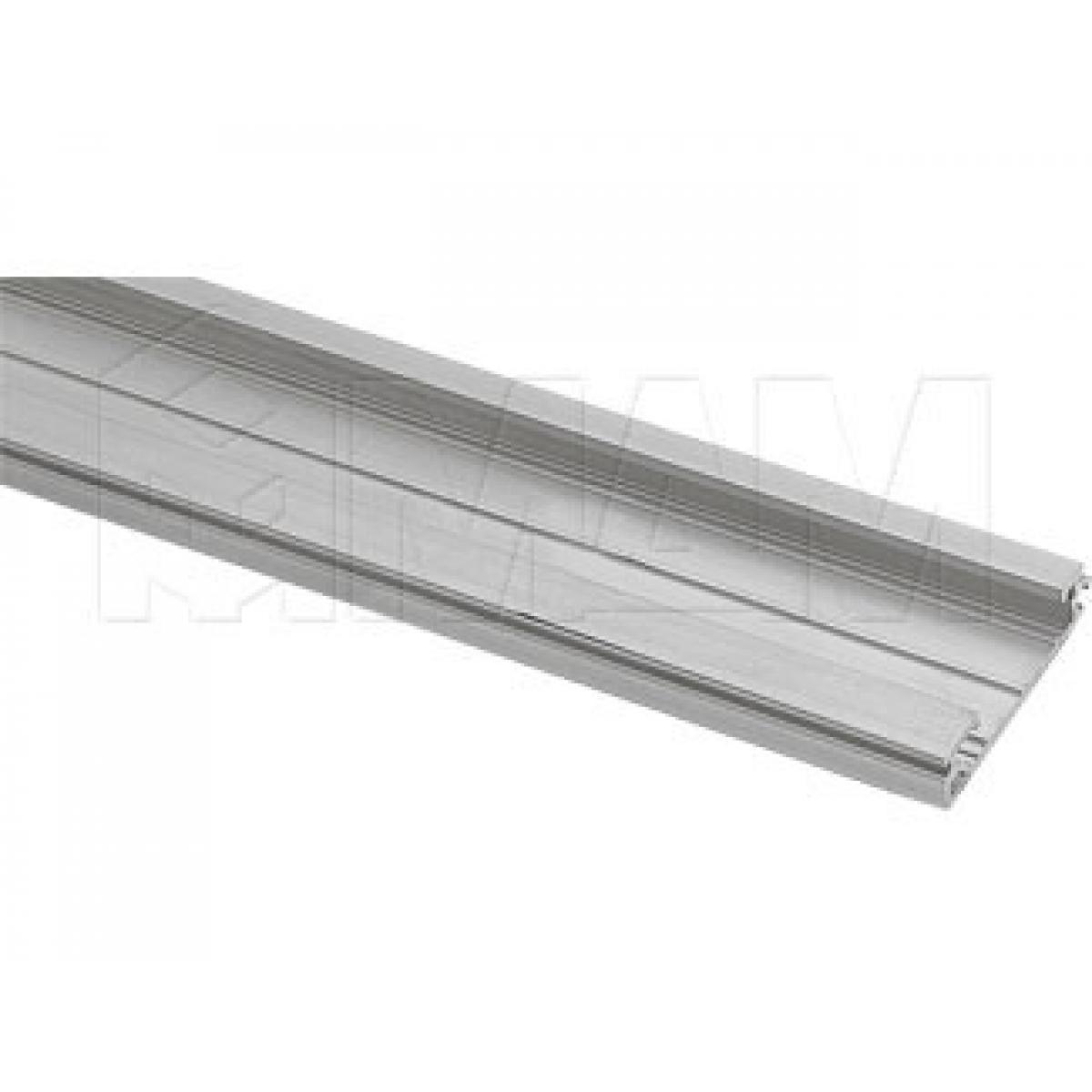 А357 Завершающий профиль, алюминий, L-2600