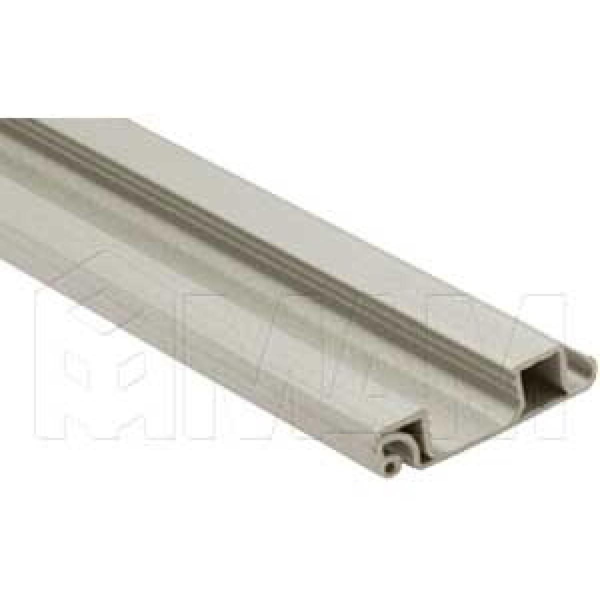 3663 ручка-прорезь, платина, L-2600