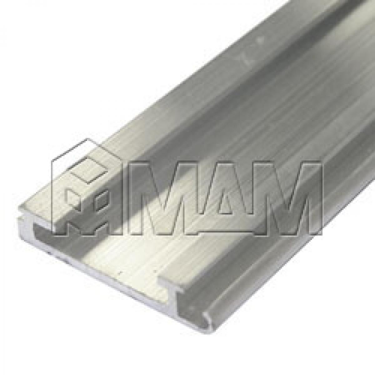 3663 завершающий профиль, алюминий, L-2600