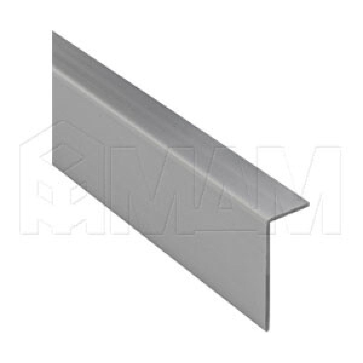 Декоративный карнизный профиль, серебро, L-2600
