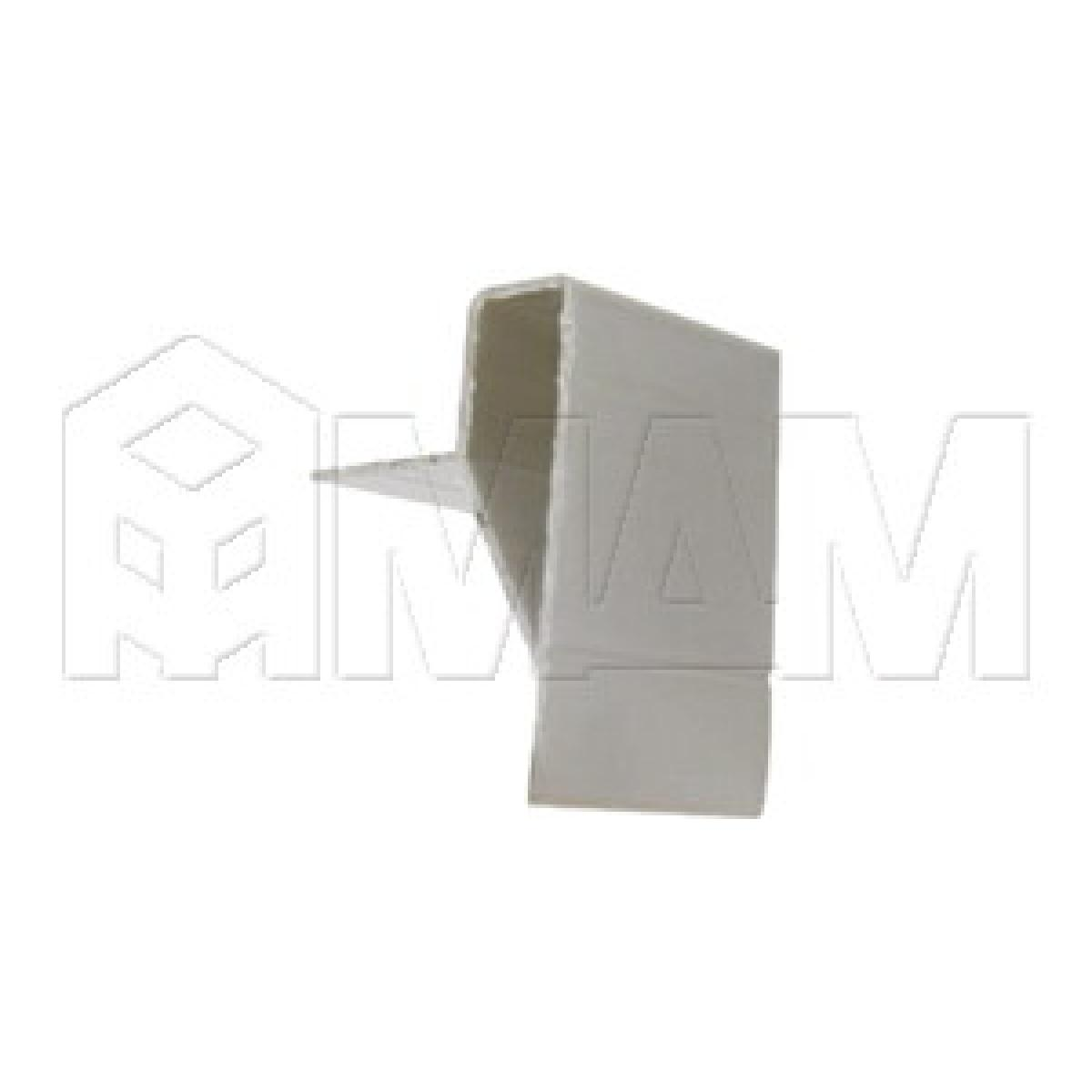 Декоративный карнизный профиль для коллектора, платина, L-2600