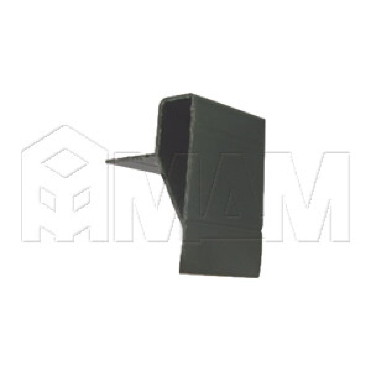 Декоративный карнизный профиль для коллектора, титан, L-2600