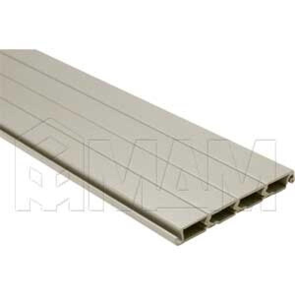 3663 жалюзи, 70 мм (4 ламели), металлик, L-2600