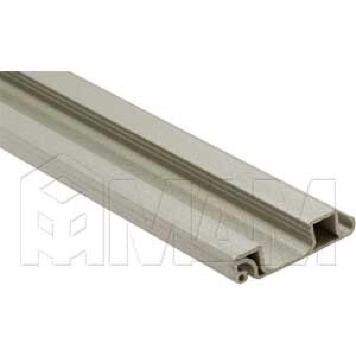 3663 ручка-прорезь, металлик, L-2600