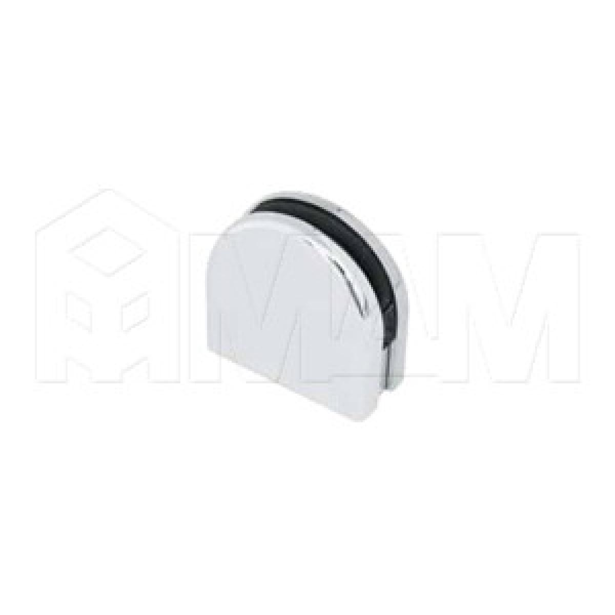 Коннекторы - Коннектор ДСП-стекло, хром