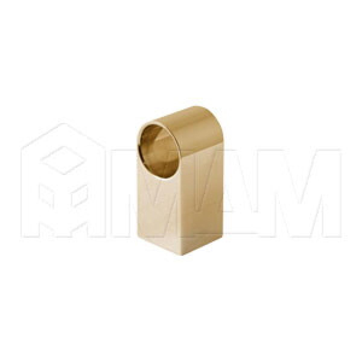 Держатель для рейлинга золото