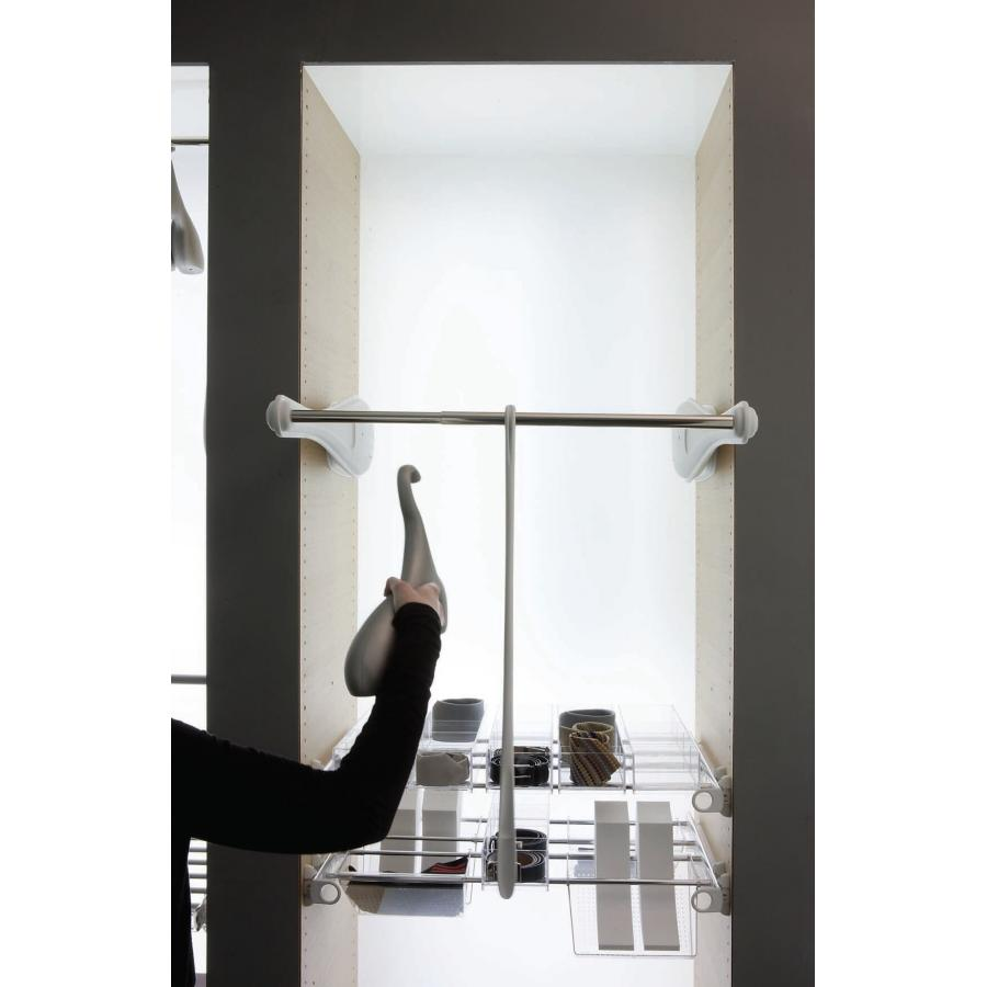Лифт ONLY для одежды 60-119 см с нагрузкой до 12 кг. коричневый