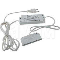 Блок питания DOMUS LINE, AC-230/DC-24V, IP20, 30W