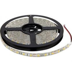 Лента светодиодная 5050/60, 12V, 5 м, теплый белый 3200К, IP65, 14.4W/1м